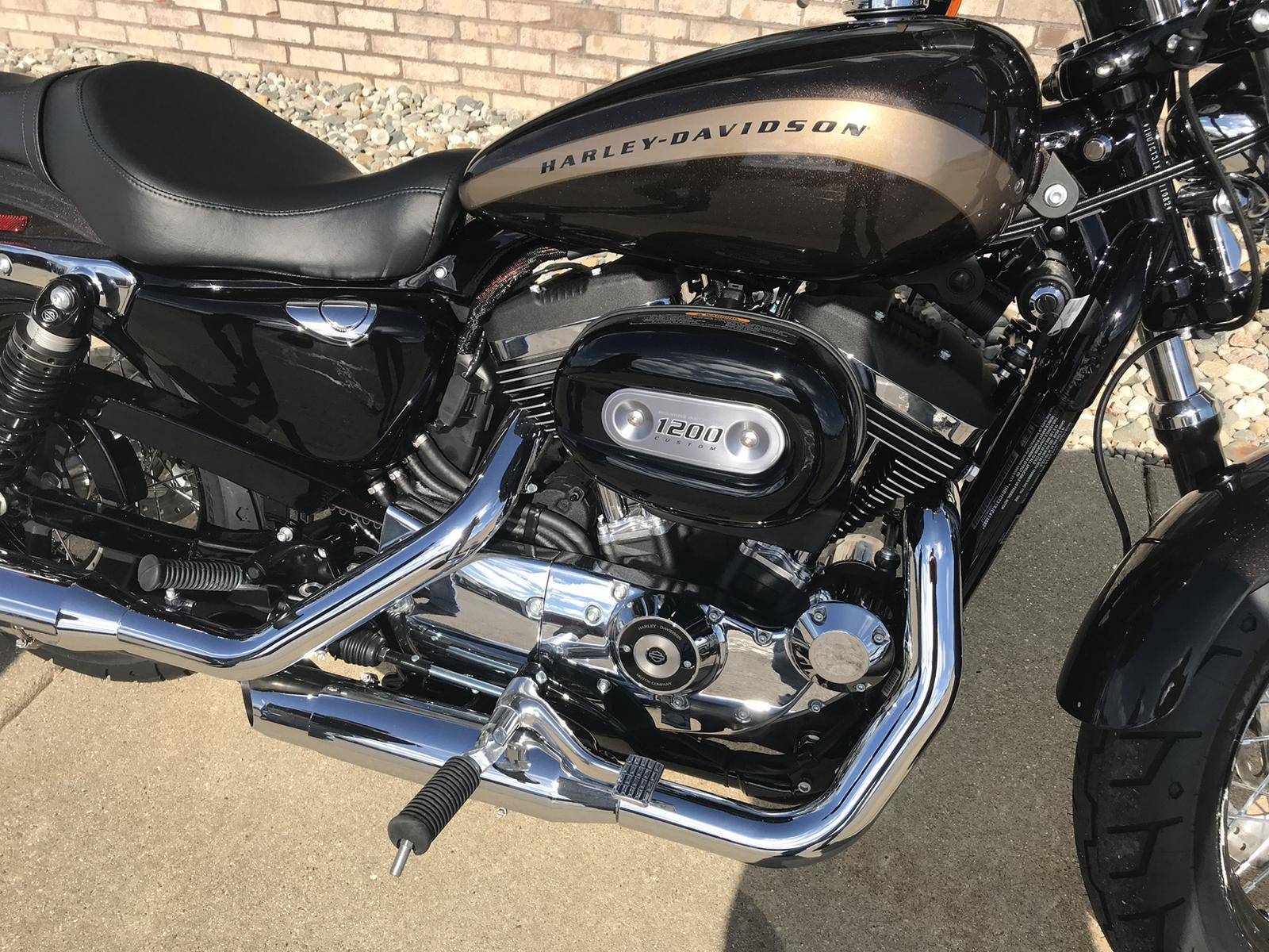 2018 Harley-Davidson® XL1200C - SPORTSTER for sale in Bay City, MI
