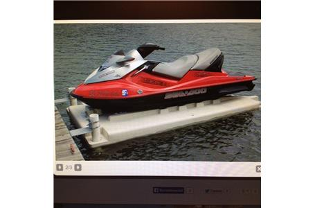For Sale:  Dock In A Box Port ft<br/>Harper Power Sports- Haliburton