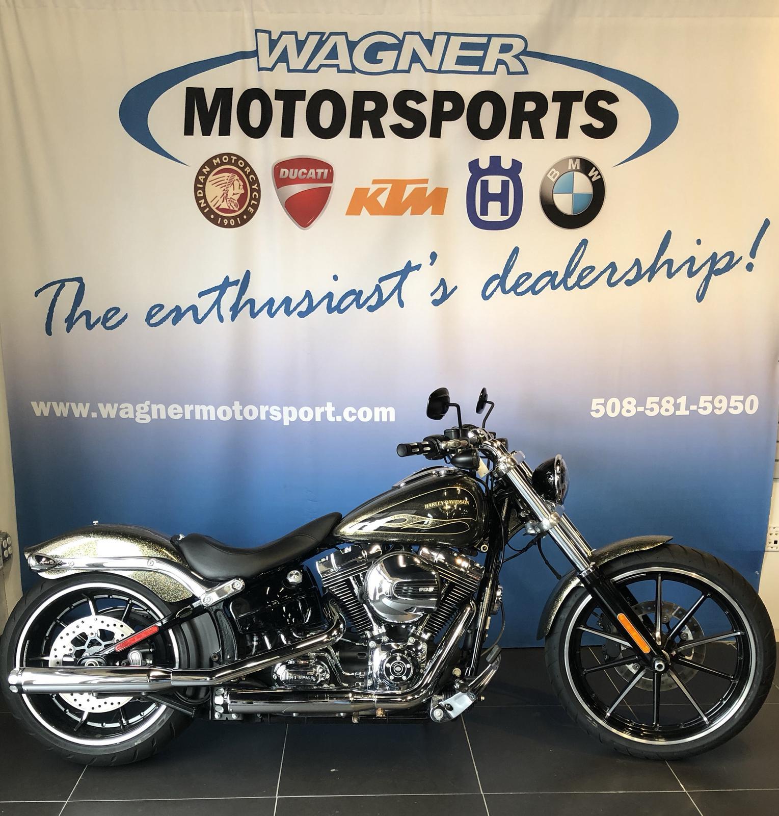 2016 Harley-Davidson® FXSB Breakout® - Color Option