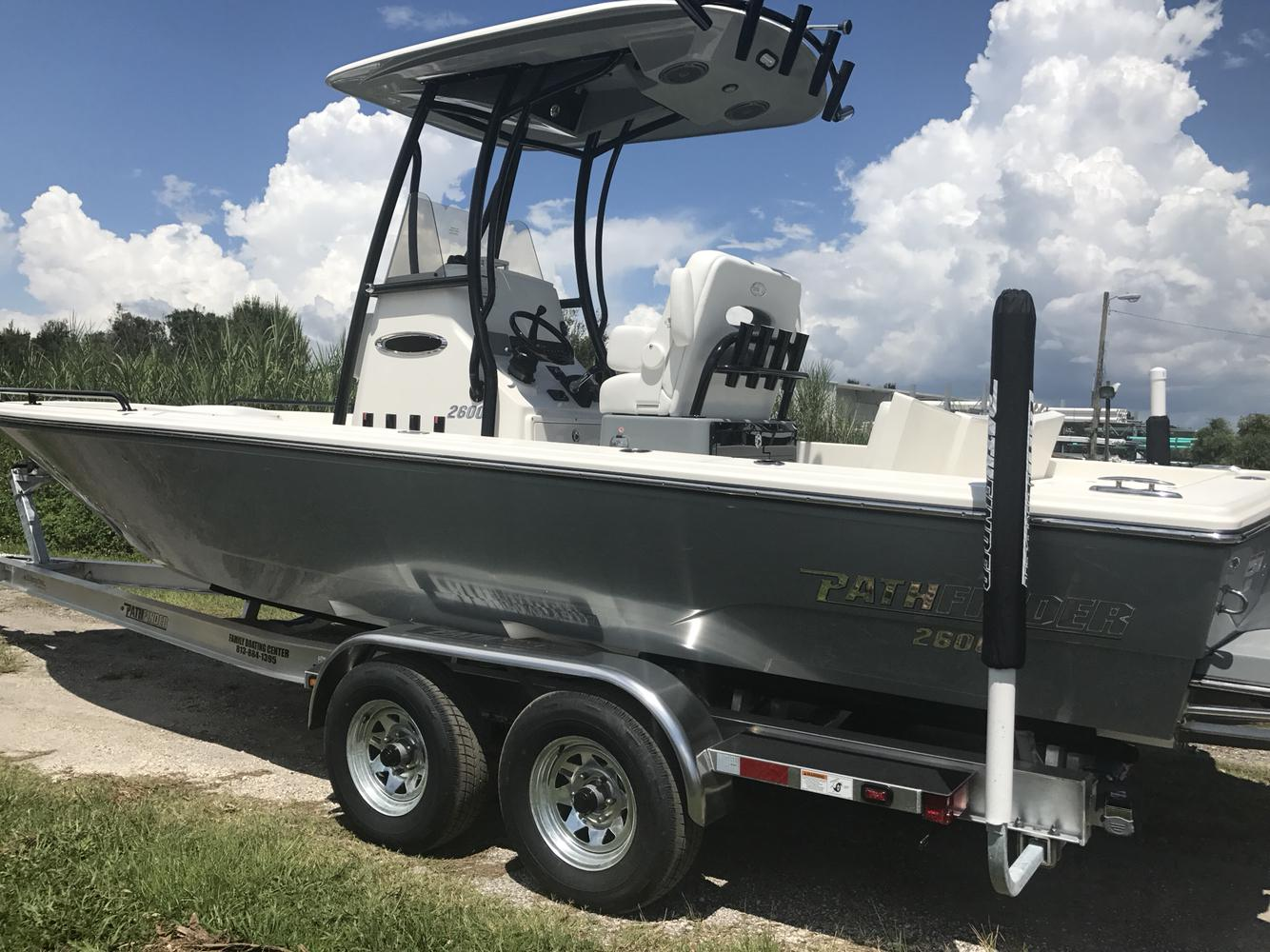 Pathfinder Boats For Sale >> 2019 Pathfinder 2600 Trs For Sale In Tampa Fl Family