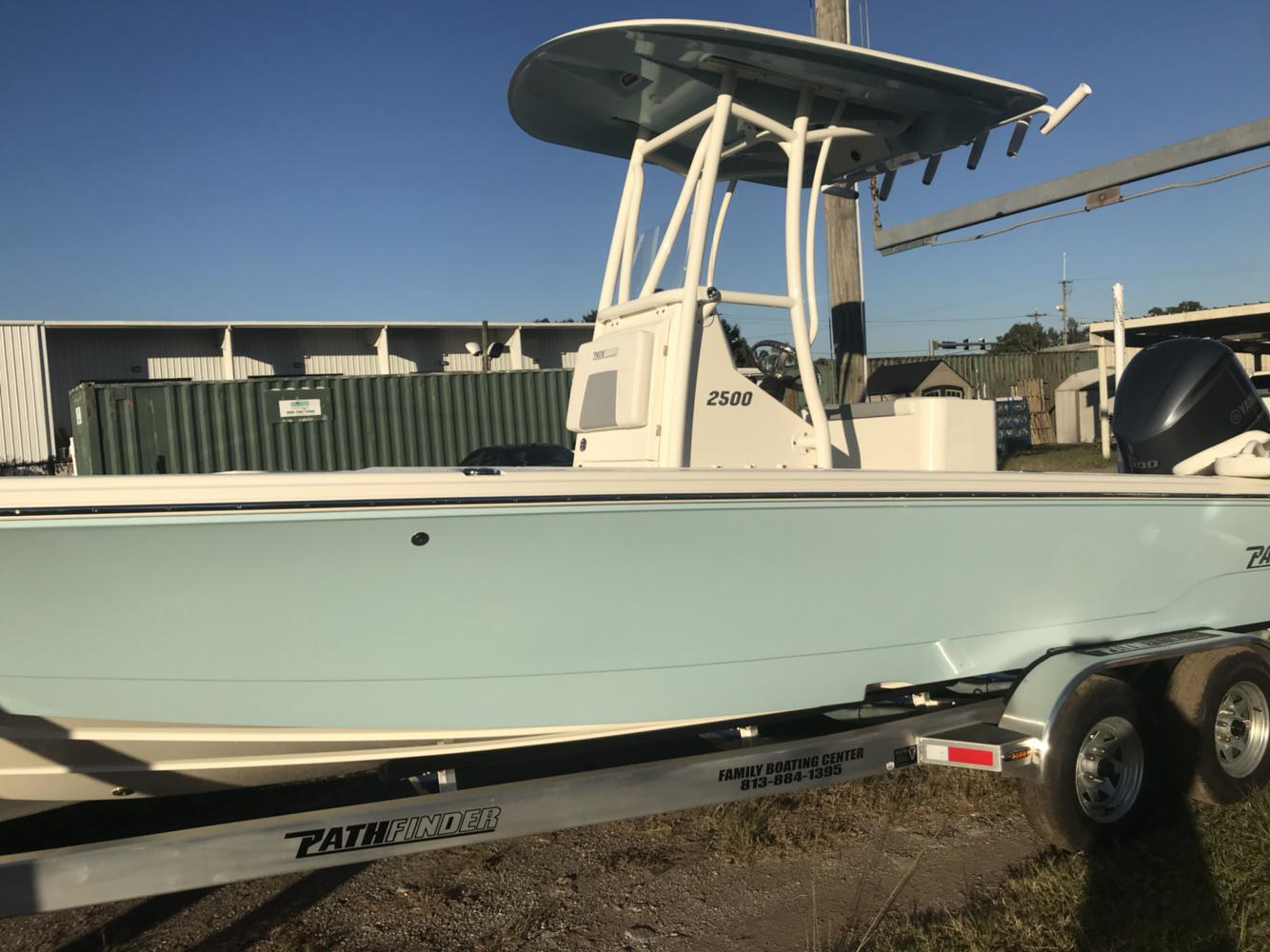 2019 Pathfinder 2500 Hps Hybrid For In Tampa Fl Family Boating Northwest 813 884 1395