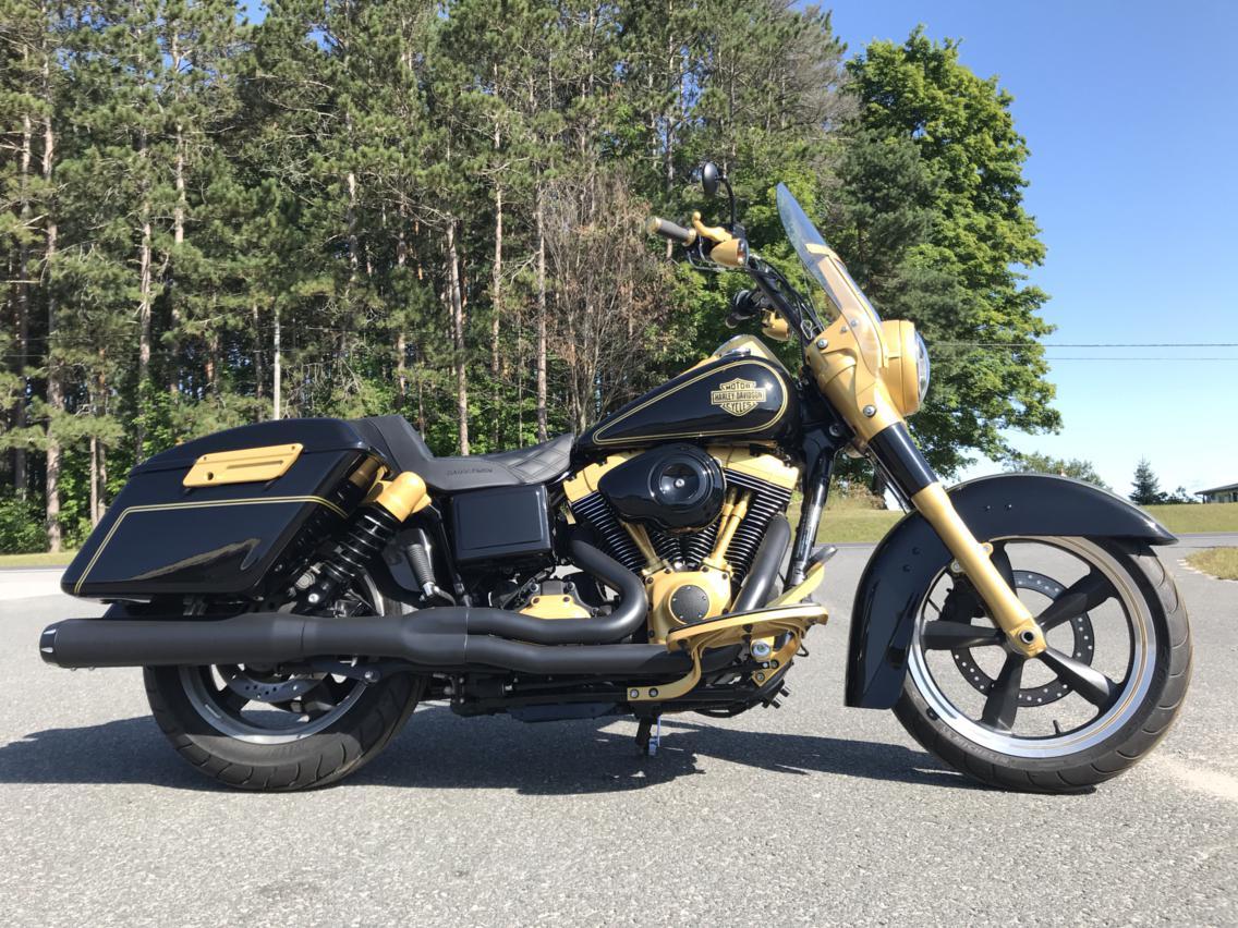 2012 Harley-Davidson Cruiser at Classy Chassis & Cycles