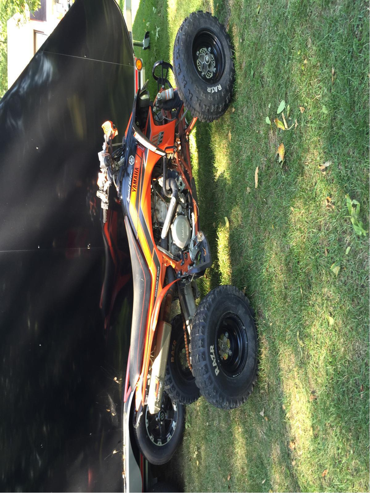 2008 Yamaha Yfz For Sale In Iroquois ON