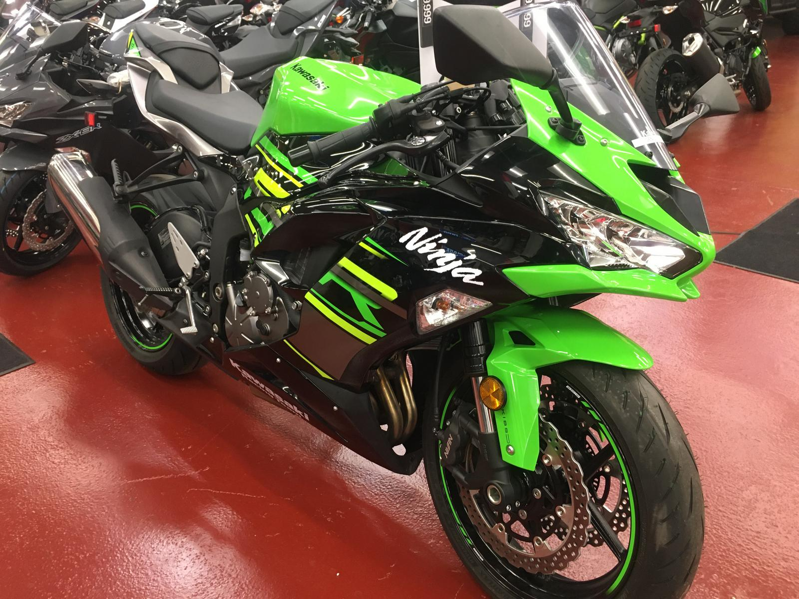 2019 Kawasaki Ninja Zx6r Abs For Sale In Indianapolis In