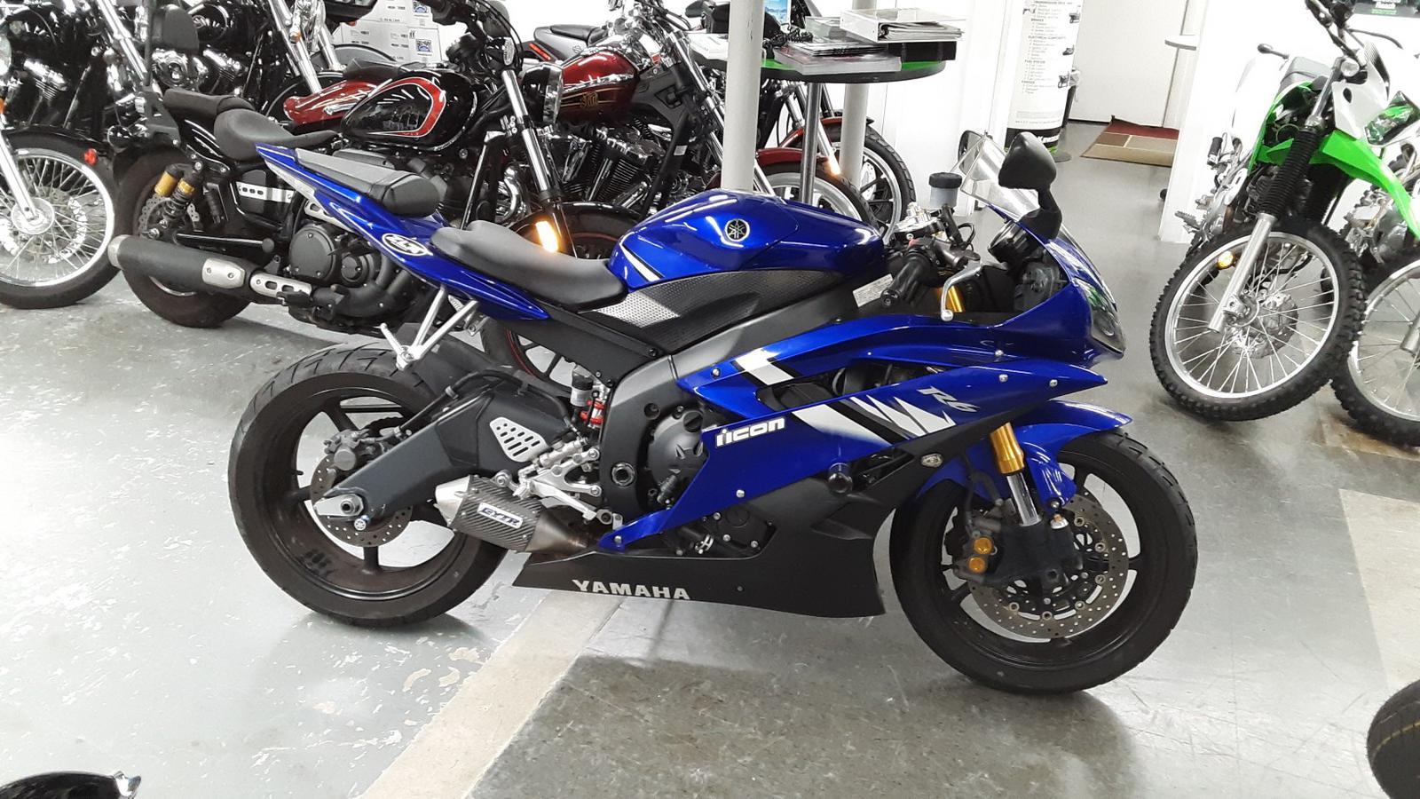 2006 Yamaha YZF-R6 for sale 227704