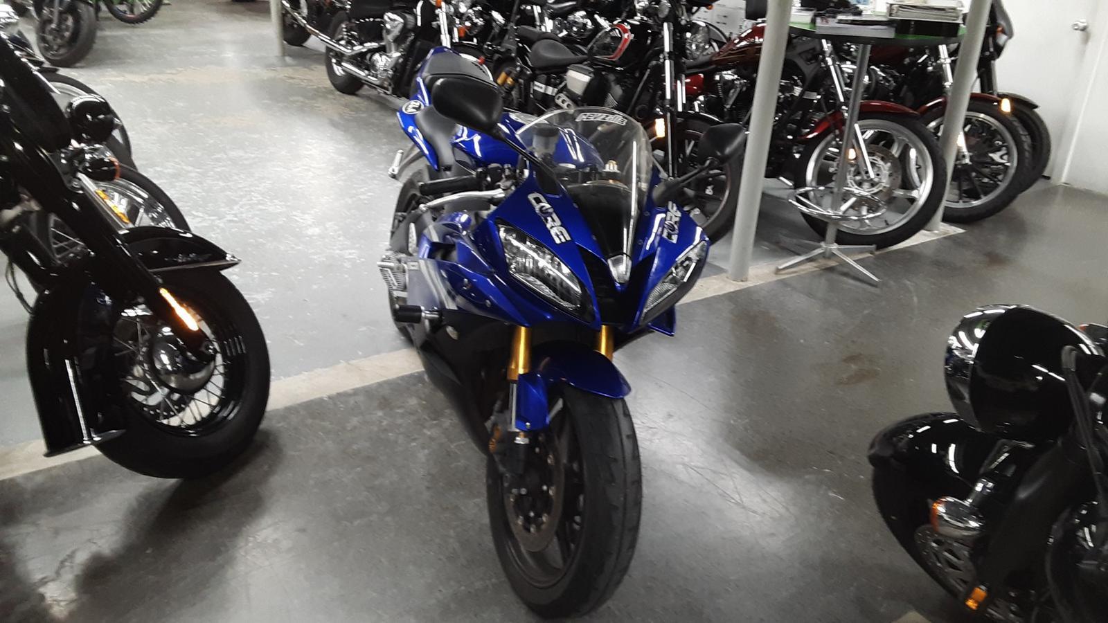 2006 Yamaha YZF-R6 3
