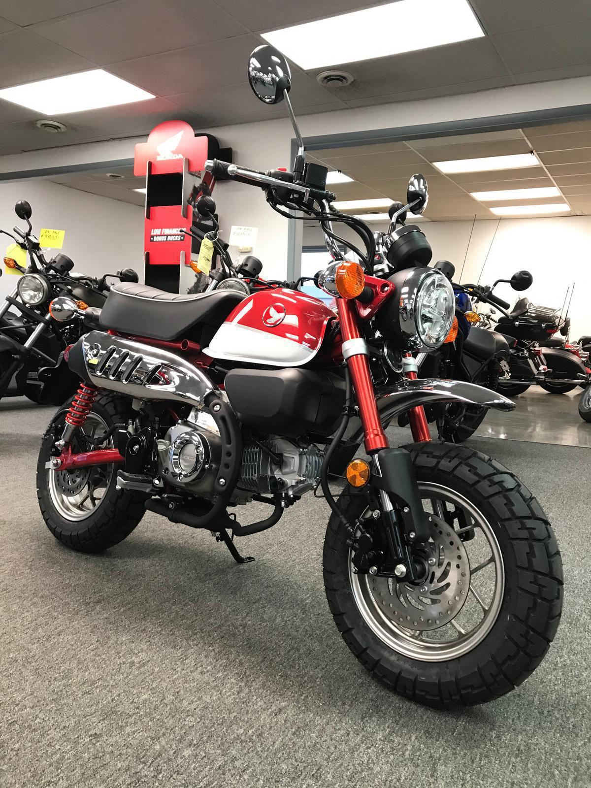 2019 Honda Monkey For Sale In Urbana Il Sportland Motorsports