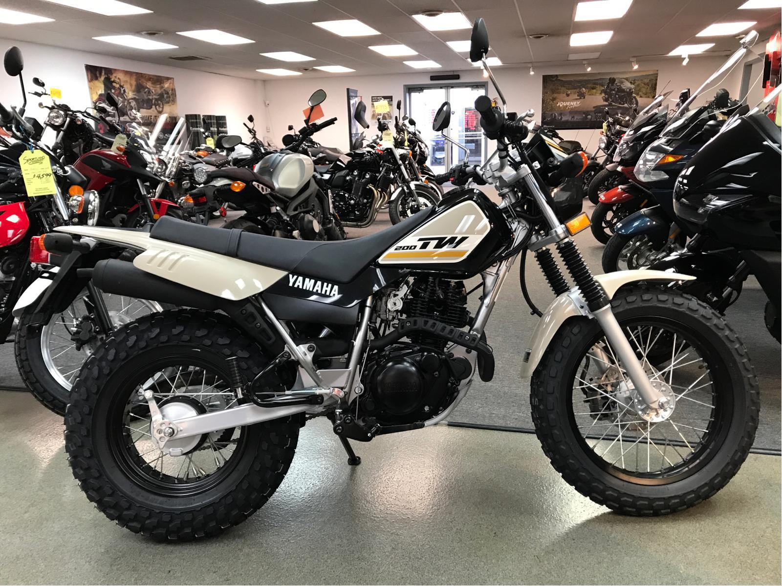 2018 Yamaha TW200 for sale in Urbana, IL | Sportland Motorsports ...