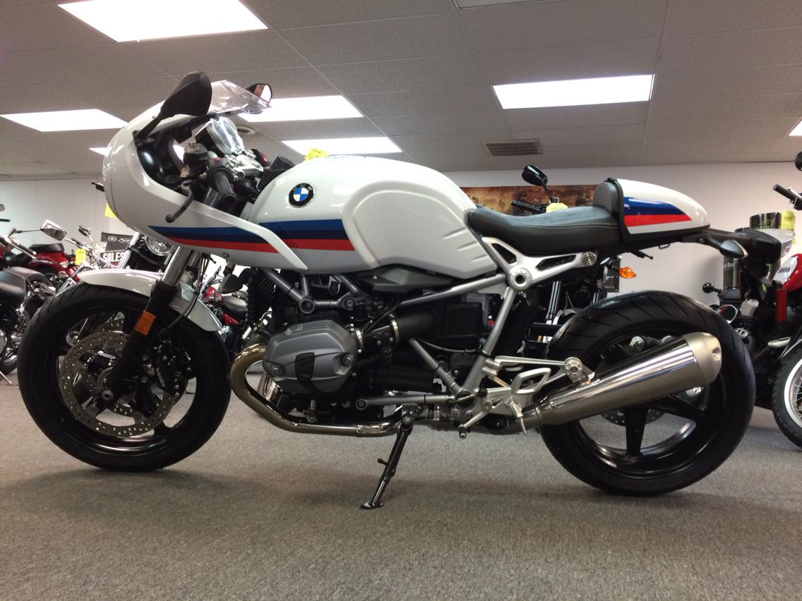 2017 BMW R9T Cafe Racer For Sale In Urbana IL