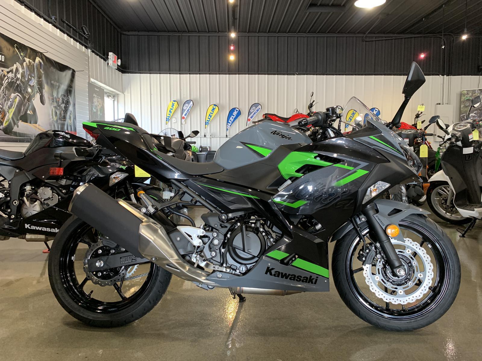 2019 Kawasaki Ex400gkf Ninja 400 Abs For Sale In Decatur Il