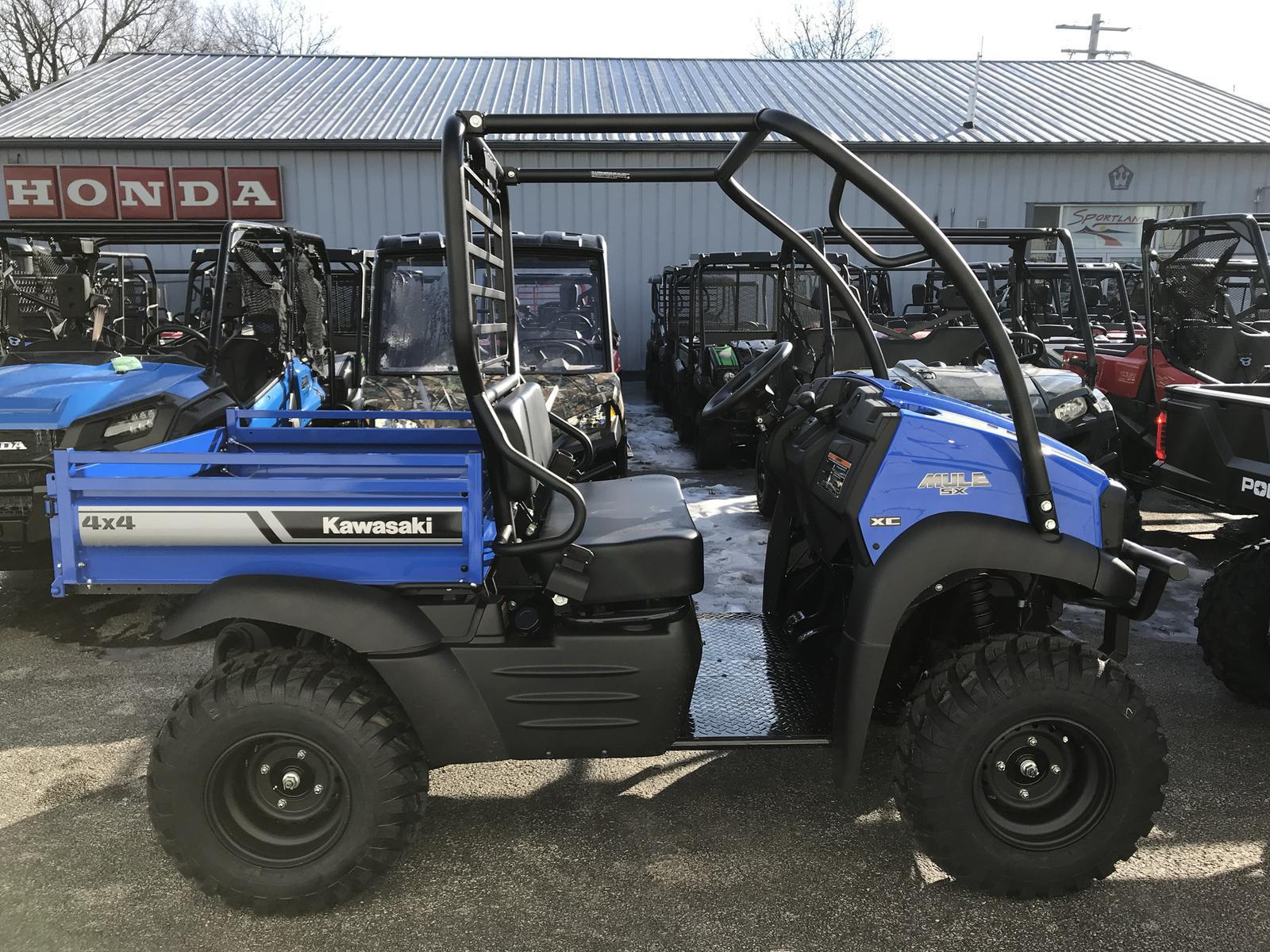 2018 Kawasaki MULE SX 4X4 XC for sale in Urbana, IL | Sportland