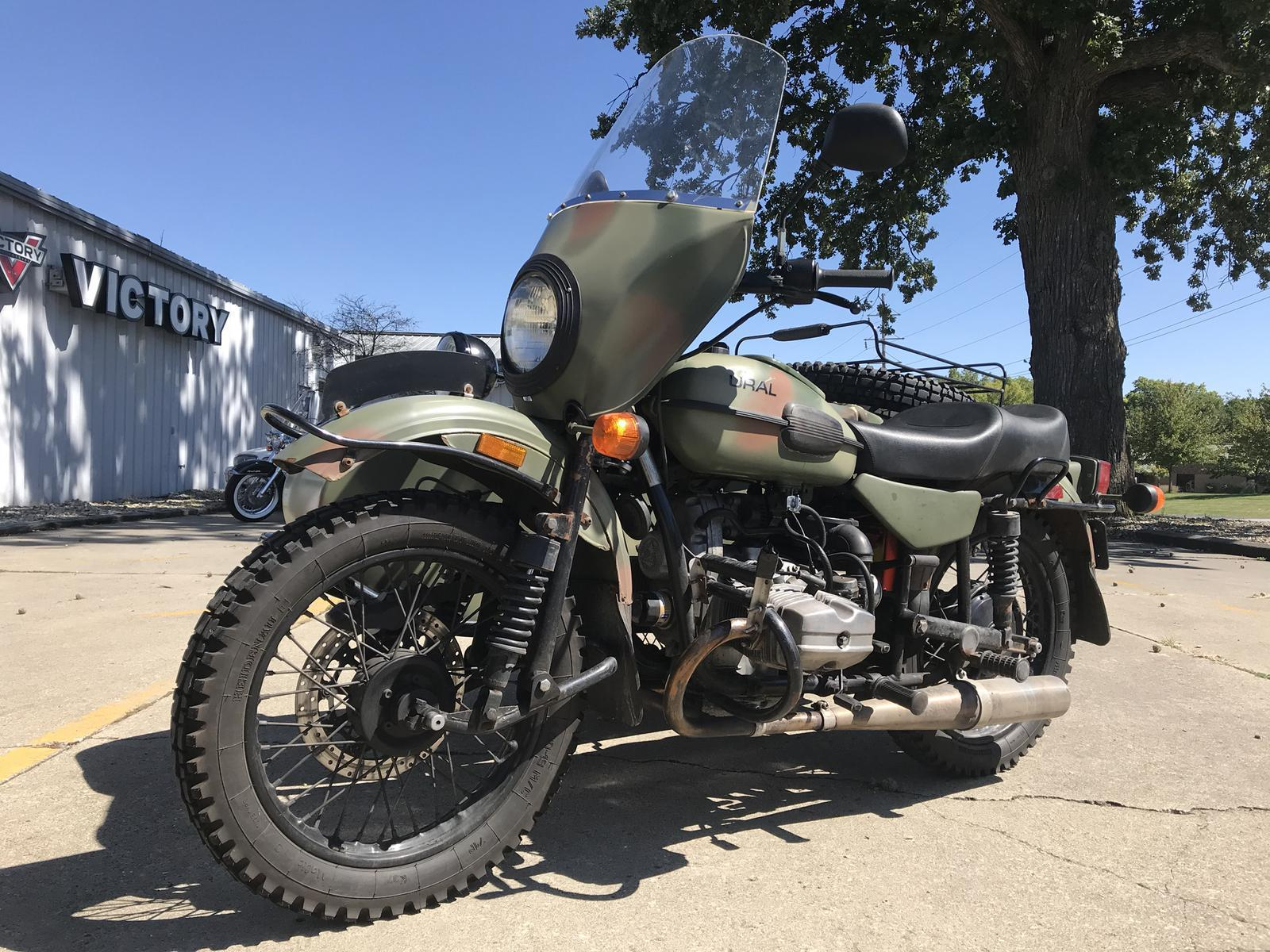 2010 Ural Gear Up for sale in Urbana, IL | Sportland Motorsports (217) 328-5005