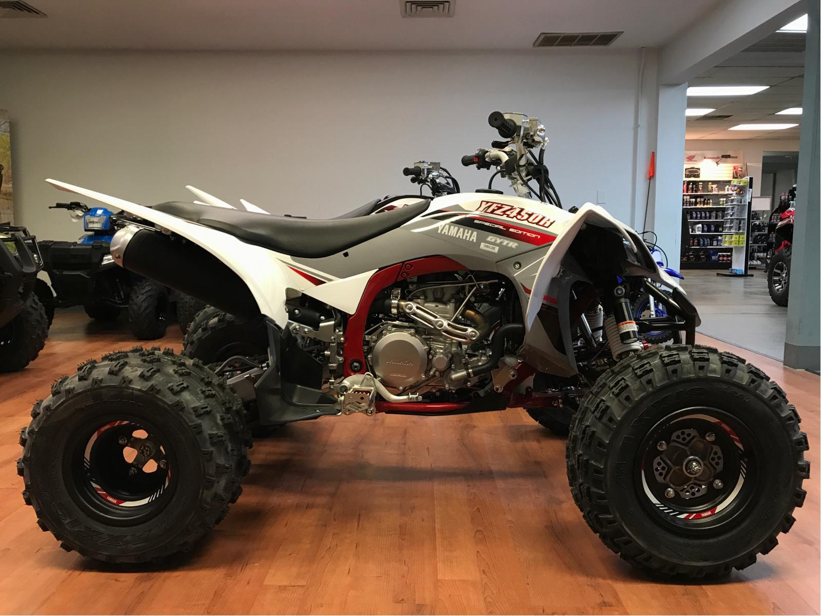 2018 Yamaha YFZ-450R for sale in Urbana, IL | Sportland Motorsports