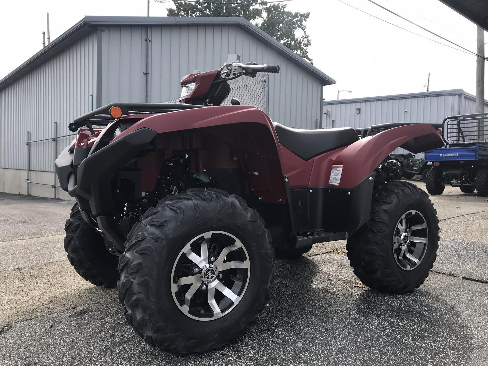 2019 Yamaha Grizzly 700 Eps For Sale In Urbana Il