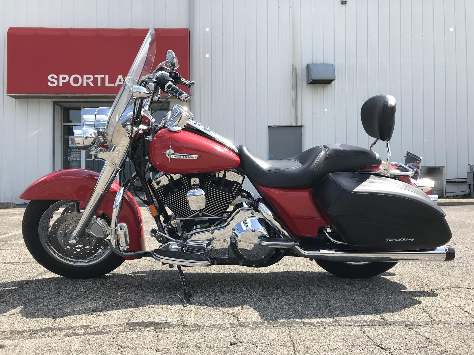 2006 Harley Davidson FLHRCI ROAD KING CLASSIC for sale in Urbana