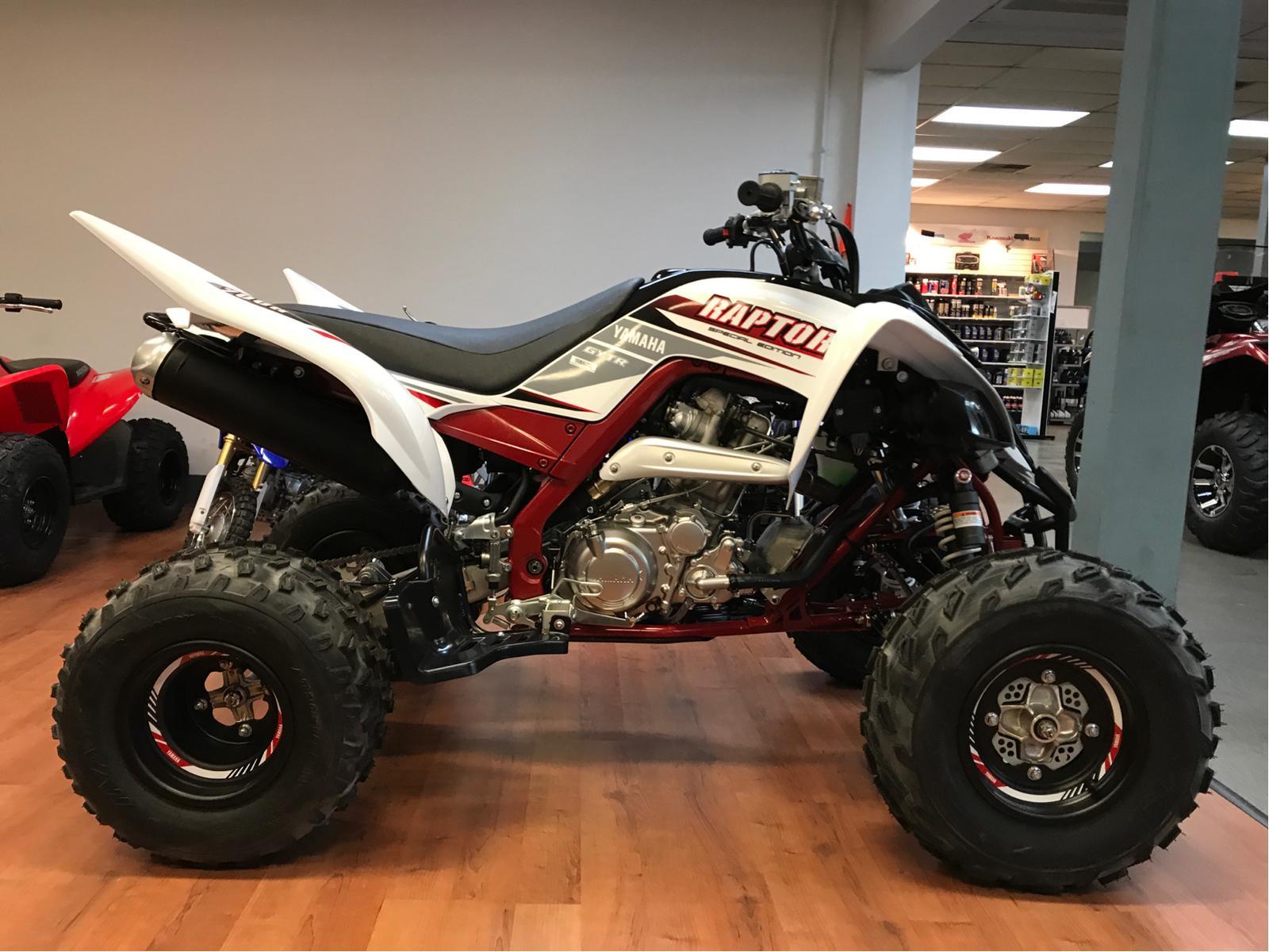 2018 Yamaha RAPTOR 700R SE for sale in Urbana, IL | Sportland