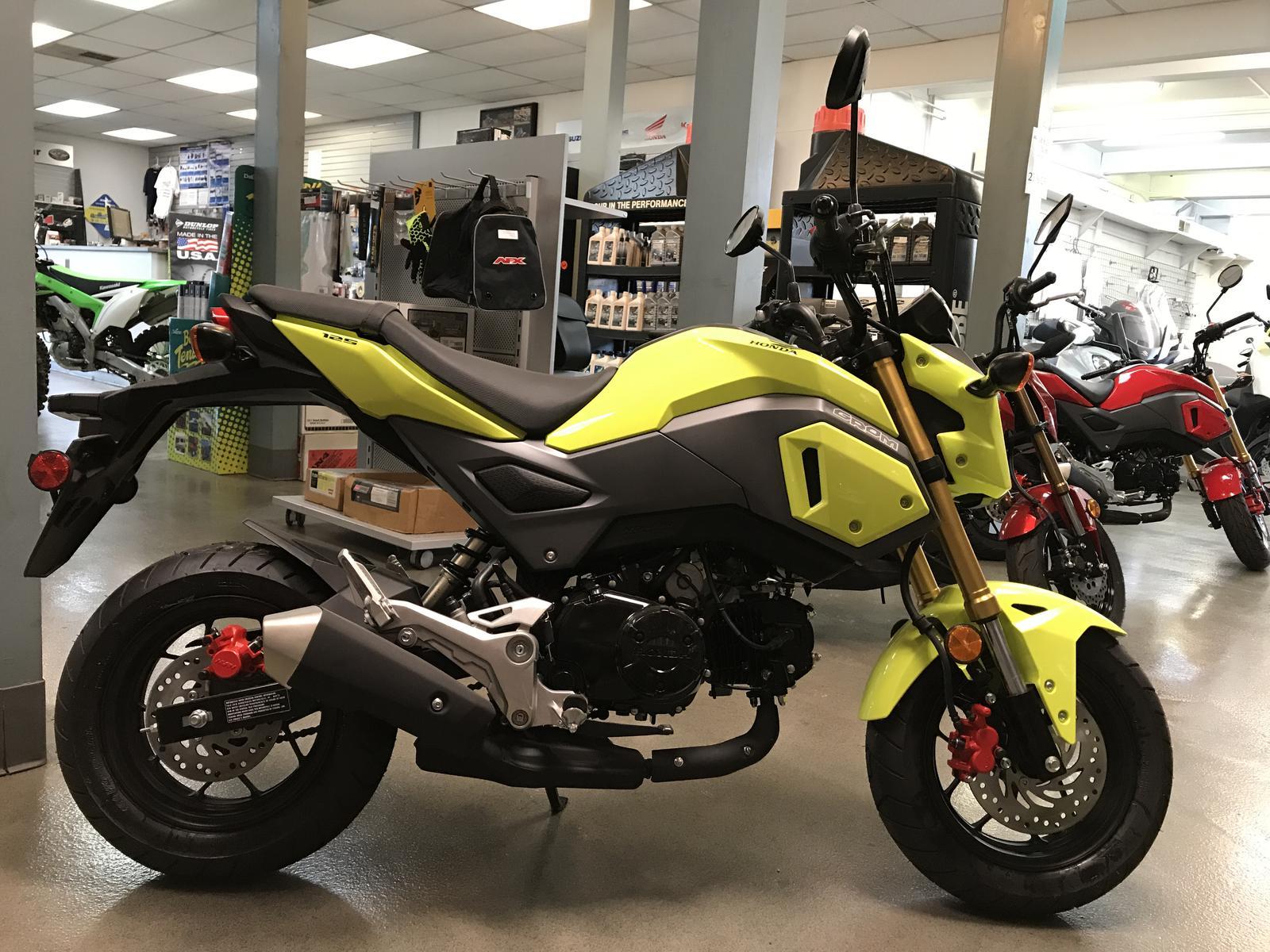 2018 Honda GROM 125