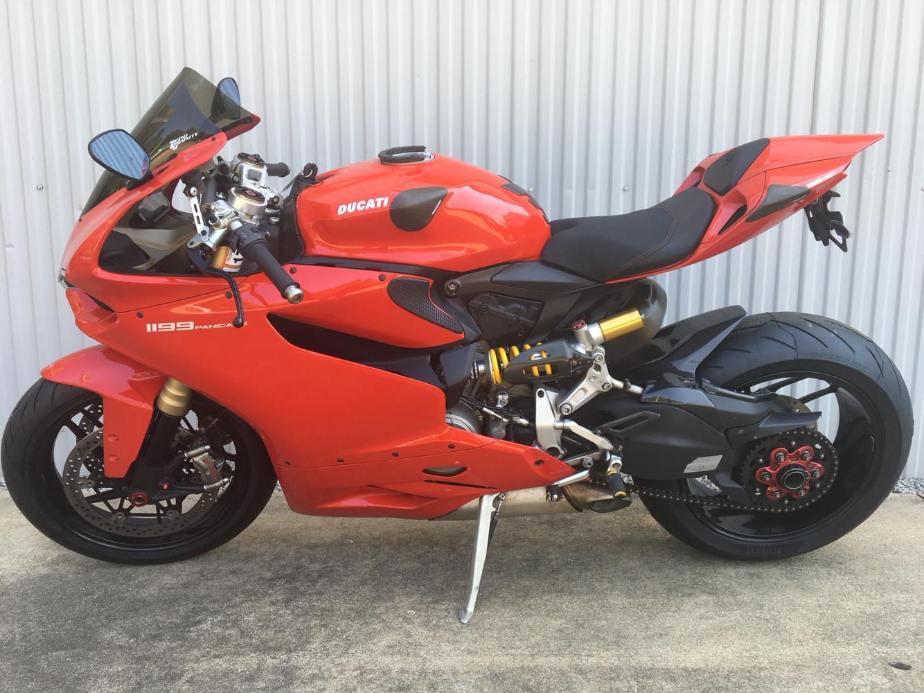 2013 Ducati 1199 Panigale ABS for sale in Woodbridge, VA
