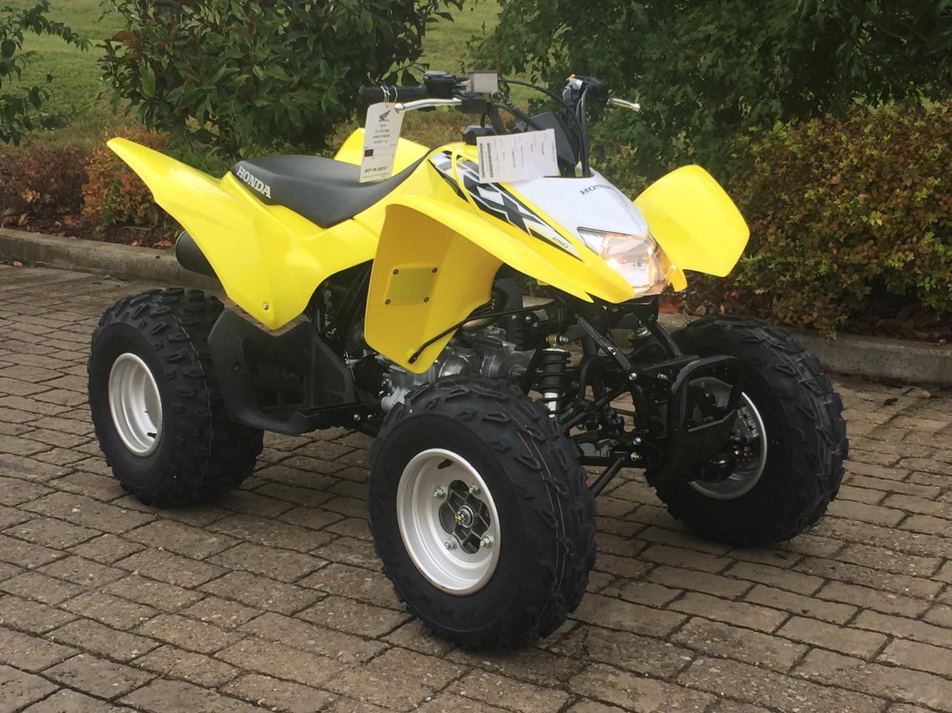 2018 honda 250x. Perfect 250x 2018 Honda FOURTRAX 250X For Sale In Maysville KY  Heritage  Powerhouse 800 3559515 Intended Honda 250x