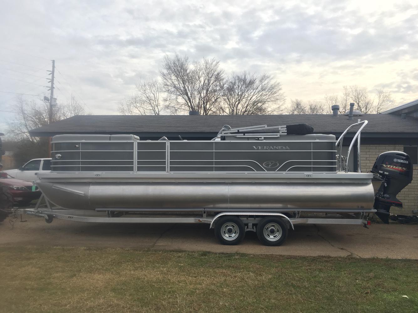 Veranda 2018  2018 Veranda 22RC for sale in Monroe, LA   B & L Marine (318) 343-1250