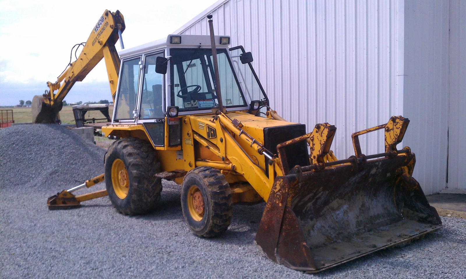 1991 JCB 1550B Extradig for sale in Springfield, OH | RC