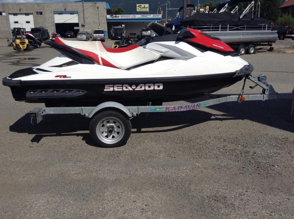 2011 Sea Doo PWC boat for sale, model of the boat is Gts 130 & Image # 2 of 2