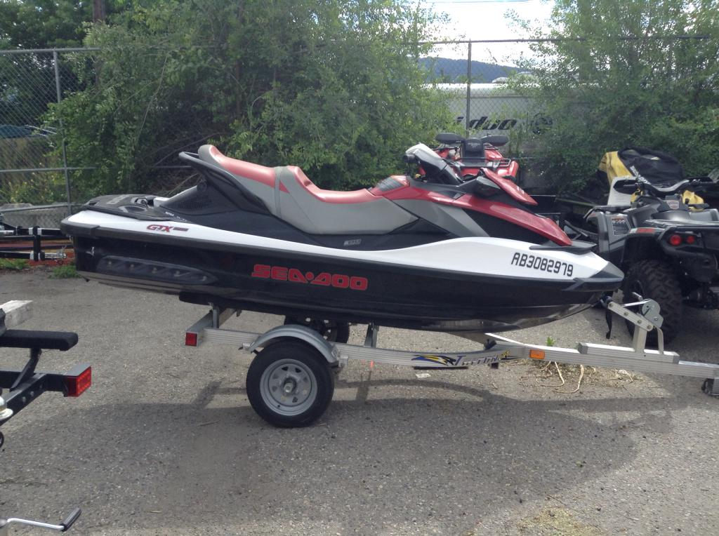 2011 Sea Doo PWC boat for sale, model of the boat is Gtx Limited Is 260 & Image # 2 of 3