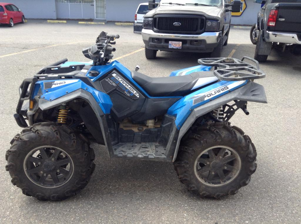 2014 Polaris PWC Scrambler® Xp 850 H.o. | 2 of 3