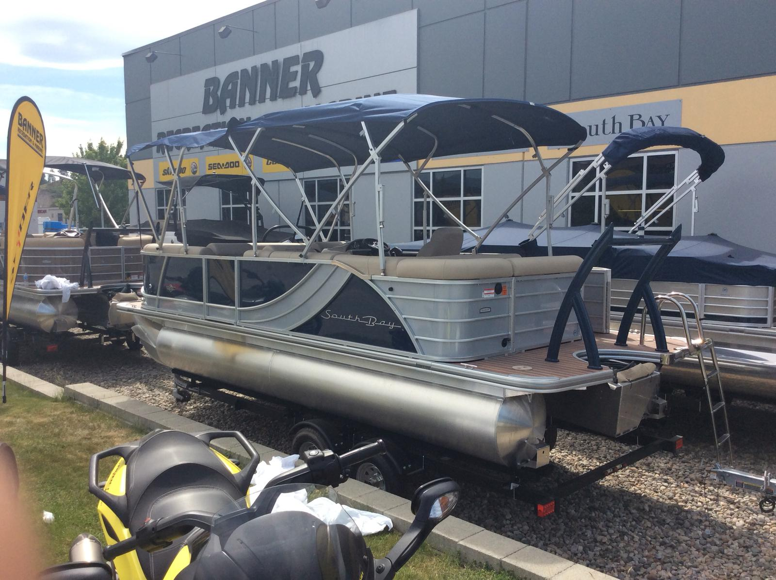 For Sale: 2016 South Bay 521 Cruising 2.75 ft<br/>Banner Recreation Products