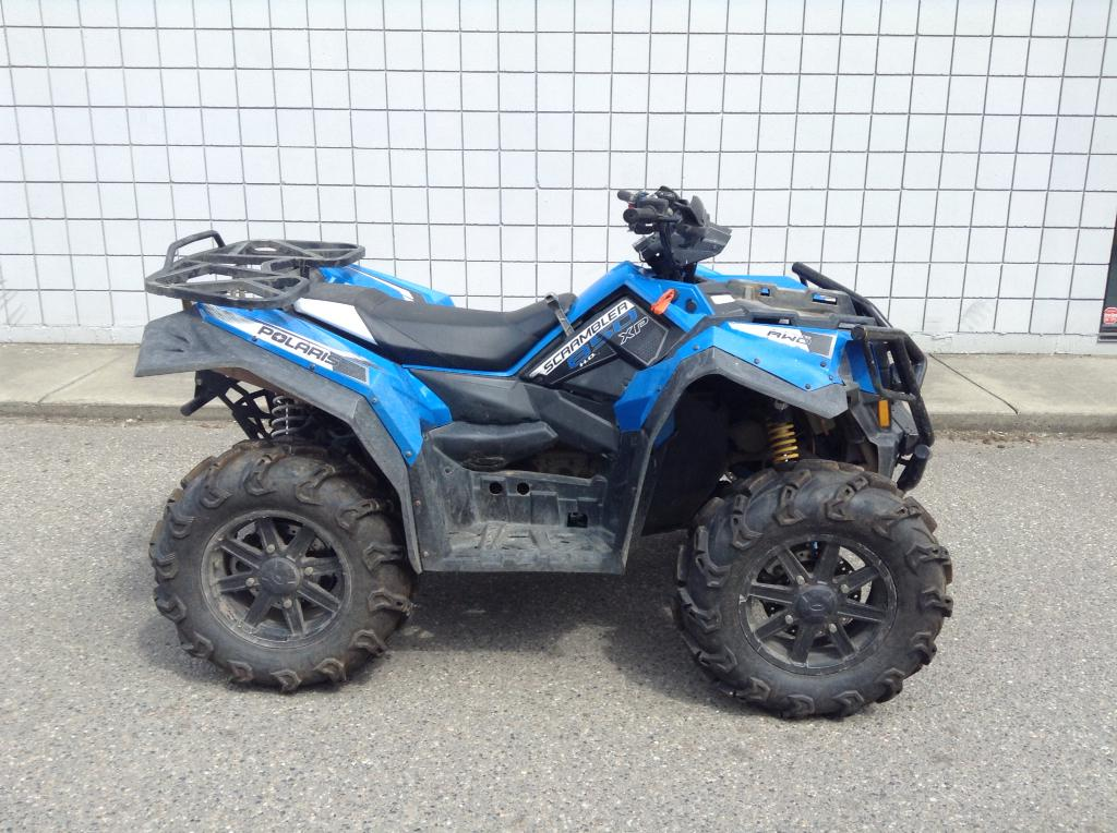 2014 Polaris PWC Scrambler® Xp 850 H.o. | 1 of 3