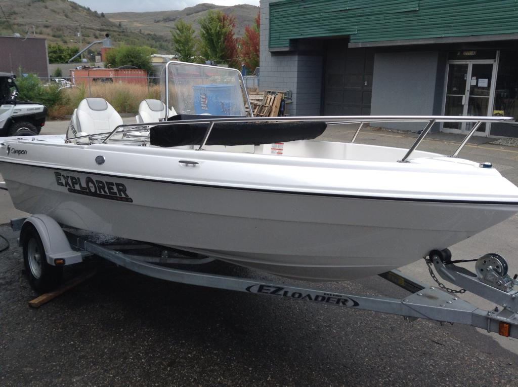 For Sale: 2015 Campion Explorer 492 ft<br/>Banner Recreation Products