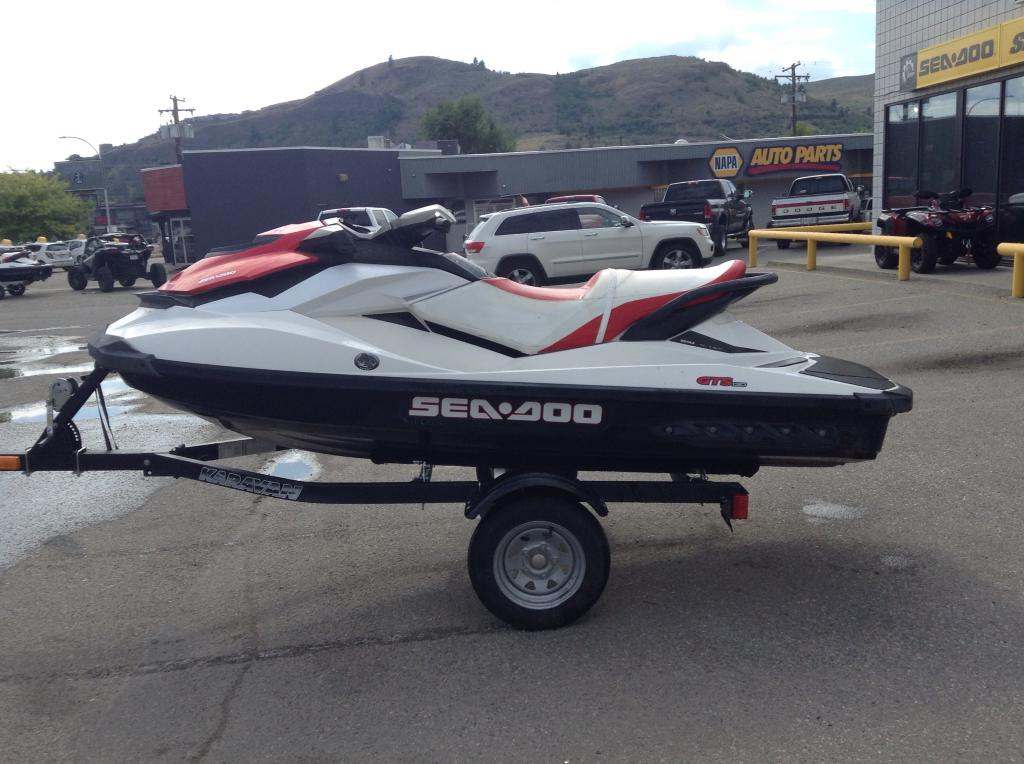 For Sale: 2011 Sea Doo Pwc Gts 130 ft<br/>Banner Recreation Products