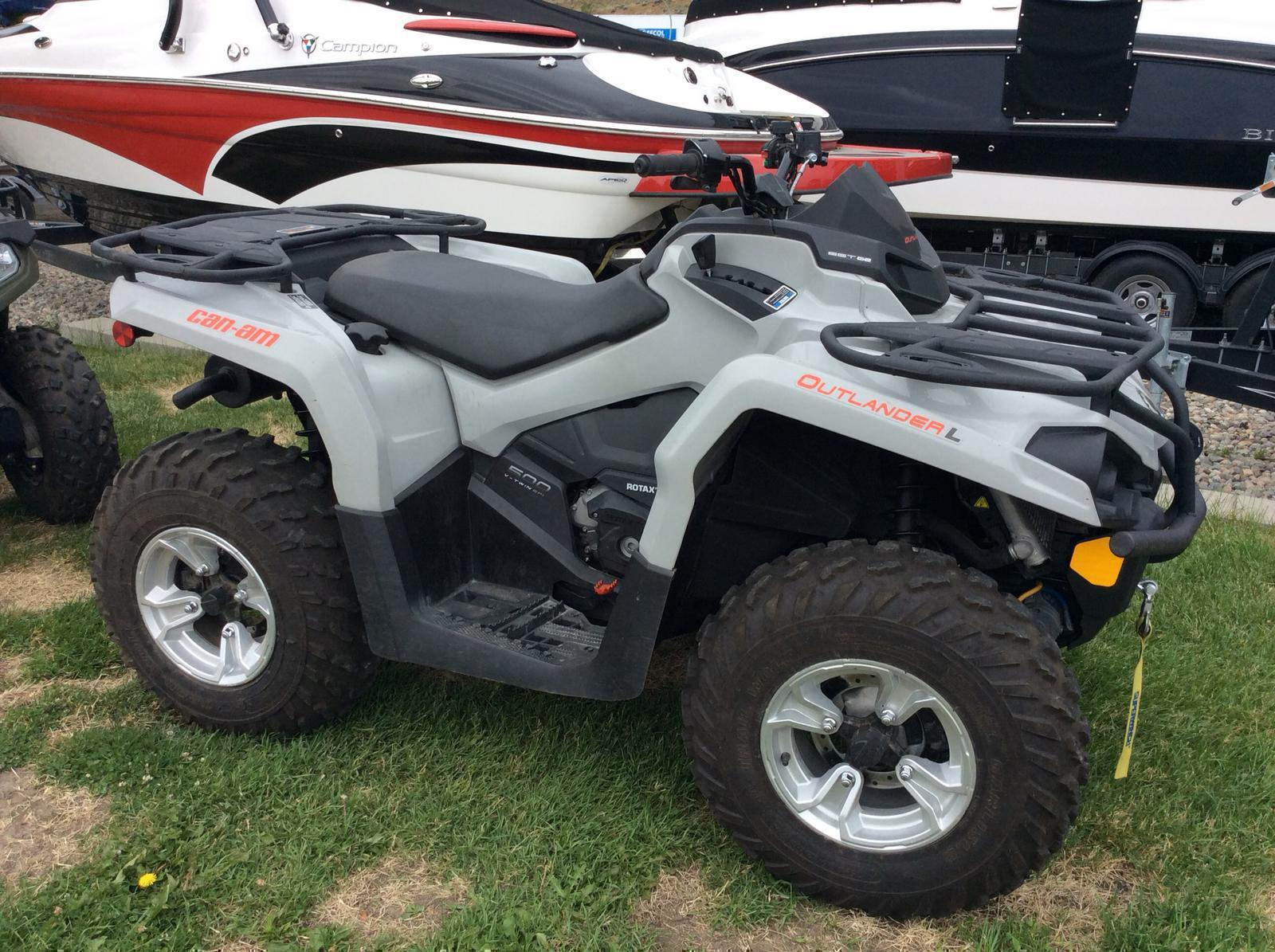 2015 Can-Am ATV Outlander L Dps™ 500